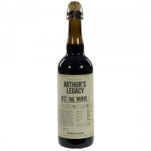 Arthur's Legacy Pretty The Brave  Blond  75 cl   Fles