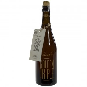 Ben's Golden tripel  75 cl  Doos  6 st