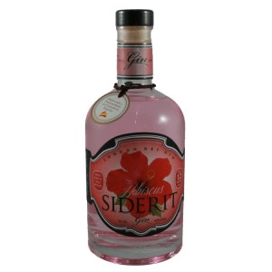 Siderit Gin Hibiscus 43°  50 cl