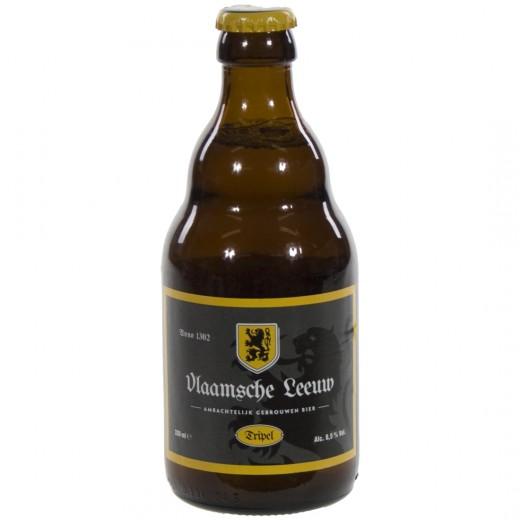 Vlaamsche Leeuw  Tripel  33 cl   Fles