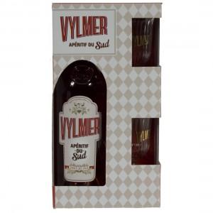 Vylmer Geschenkverpakking  75 cl  1fles + 2glazen