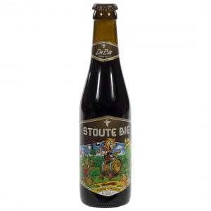 Stoute Bie  Donker  33 cl   Fles