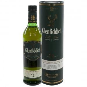 Glenfiddich 12 Y 40%  70 cl