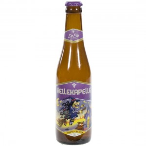 Hellekapelle  Blond  33 cl   Fles