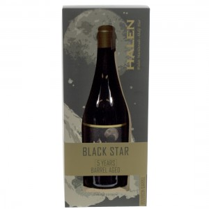 Halen Marienrode Black star LTD  Black  75 cl   Fles