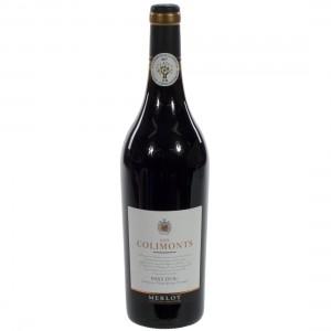 Les Colimonts Merlot 13.5%  Rood  75 cl   Fles