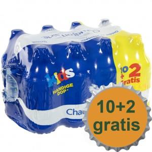Chaudfontain  PET  Plat  33 cl sportdop  Pak 10+2 gr