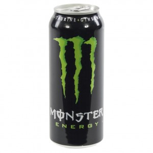 Monster  Energy  50 cl  Blik