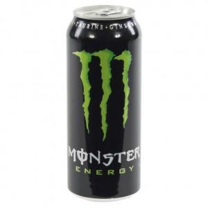 Monster  Energy  500 ml  Blik