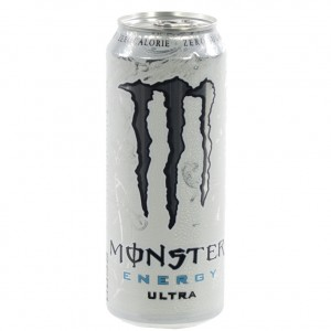 Monster  Ultra  500 ml  Blik