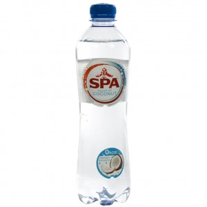 Spa Touch of PET  Cocosnoot  50 cl   Fles