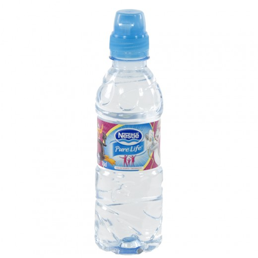 Nestle pure Life PET  Plat  33 cl   Fles
