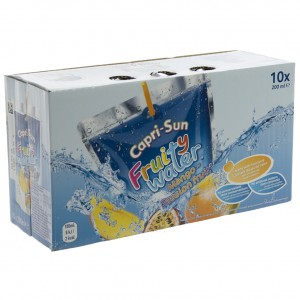 Capri-Sun Fruity Water  Mango-Passionfruit  20 cl