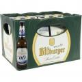 Bitburger pils 0%  33 cl  Bak 24 st