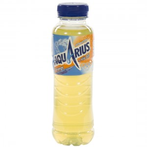 Aquarius  Orange  33 cl   Fles