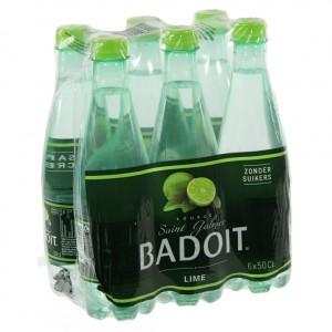 Badoit Lime  50 cl  Pak  6 st