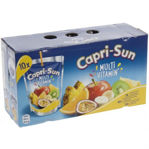 Capri-Sun  Multivitamines  20 cl  10 stuks