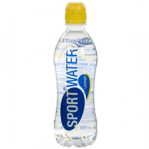 AA Sportwater  Lemon  50 cl   Fles