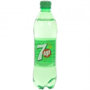 7 Up PET  Zero  50 cl   Fles
