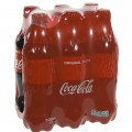 Coca Cola PET  Regular  50 cl  Pak  6 st