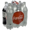 Coca Cola PET  Light  1,5 liter  Pak  6 st