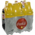 Coca Cola PET  Light Lemon  1,25 liter  Pak  6 st
