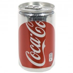 Coca Cola  Light  15 cl  Blik