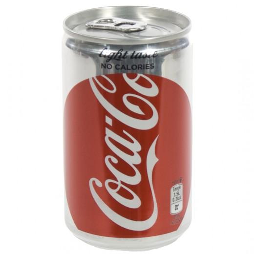 Coca Cola  Light  15 cl  Blik