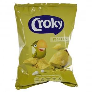 Croky Chips  Pickels   Stuk  40 g