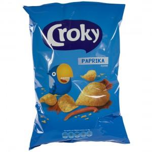 Croky Chips  Paprika   Stuk  200 g