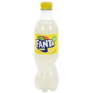 Fanta  PET  Lemon  50 cl   Fles