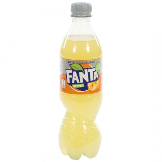 Fanta  PET  Zero  50 cl   Fles