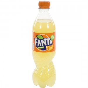 Fanta  PET  Orange  50 cl   Fles