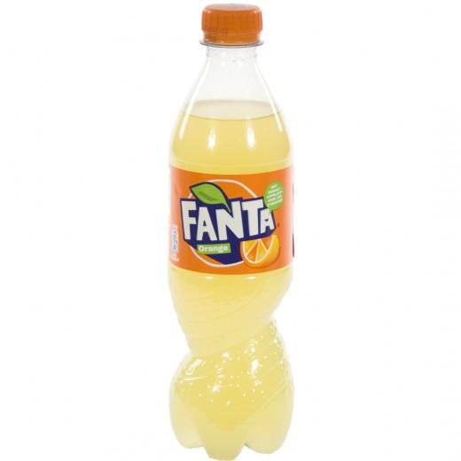 Fanta  PET  Orange  50 cl   Fles