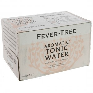 Fever Tree  Aromatic  20 cl  Pak 24 st