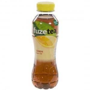 Fuze Tea PET  Appel kaneel  40 cl   Fles