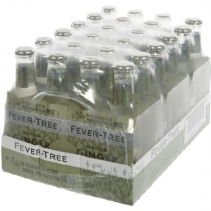 Fever Tree  Ginger Beer  20 cl  Pak 24 st