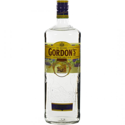 Gin Gordon's 37,5°  70 cl   Fles