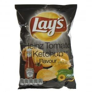 Lays Chips  Tomaat   Stuk  40 g