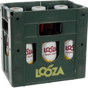 Looza fruitsap  Appel Kers  1 liter  Bak  6 fl