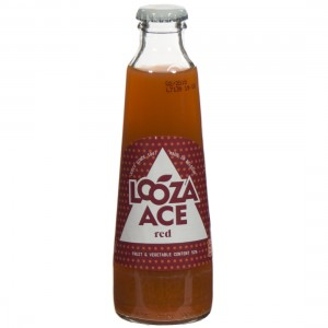 Looza Ace fruitsap  Ace red  20 cl   Fles