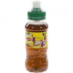 Lipton kids PET  Tropical  20 cl   Fles