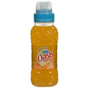 Oasis PET  Tropical  25 cl   Fles