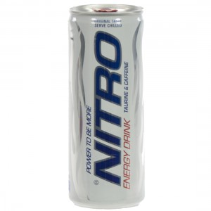 Nitro Energy drank  25 cl   Stuk