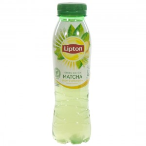 Lipton Ice tea Green Matcha  Ginger  33 cl   Fles