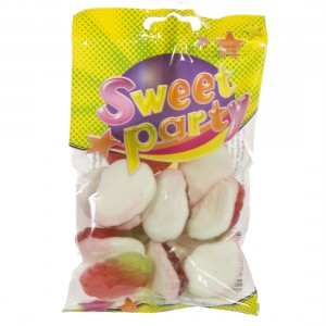 Sweet Party 12 Reuzen aardbei  100 g