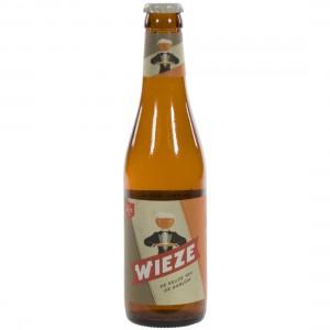 Wieze Tripel  Tripel  33 cl   Fles