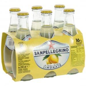 San Pellegrino Limonata ow  20 cl  Pak  6 st