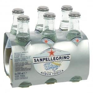 San Pellegrino Acqua Tonica ow  20 cl  Pak  6 st