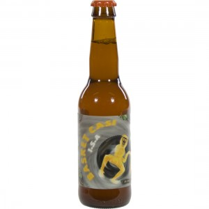 Basket Case Bier  Blond  33 cl   Fles